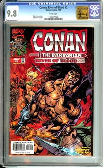 Conan: River of Blood #2