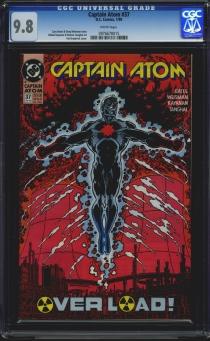 Captain Atom #37