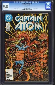Captain Atom #6