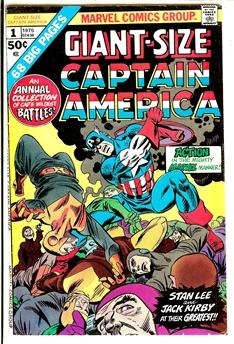 Captain America Giant-Size #1
