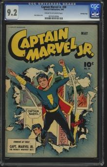 Captain Marvel Jr. #30