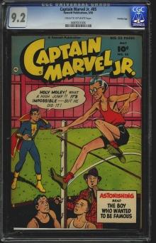 Captain Marvel Jr. #85