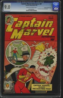 Captain Marvel Adventures #87