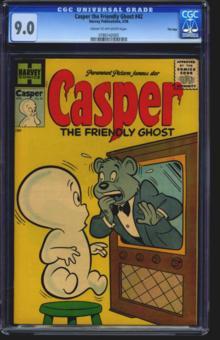 Casper the Friendly Ghost #42