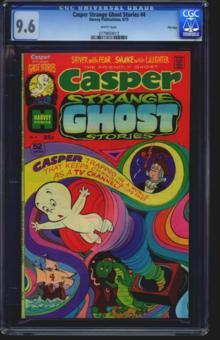 Casper Strange Ghost Stories #4