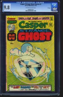 Casper Strange Ghost Stories #7