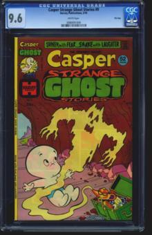Casper Strange Ghost Stories #9