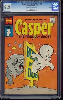 Casper the Friendly Ghost #62