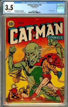 Catman Comics #25