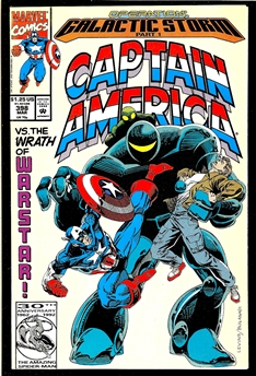 Captain America #398