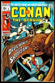Conan #6