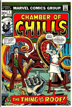 Chamber of Chills #3