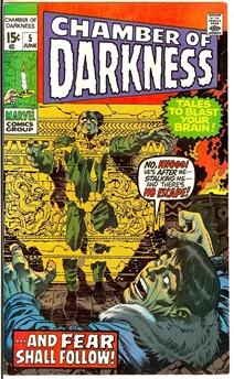 Chamber of Darkness #5