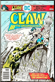 Claw the Unconquered #7