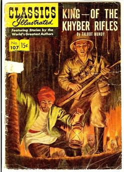 Classics Illustrated #107