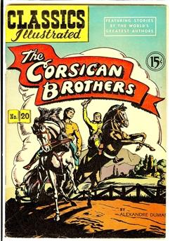 Classics Illustrated #20