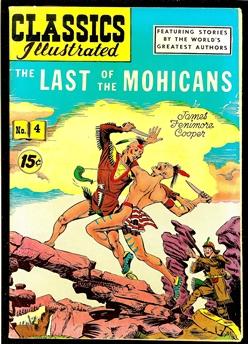 Classics Illustrated #4