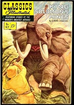 Classics Illustrated #97