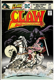 Claw the Unconquered #6