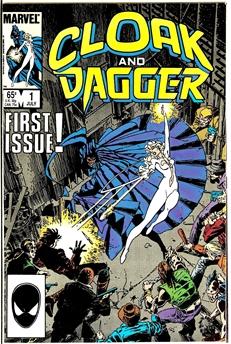 Cloak and Dagger (Vol 2) #1