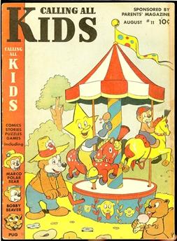 Calling All Kids #11