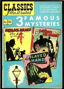 Classics Illustrated #21