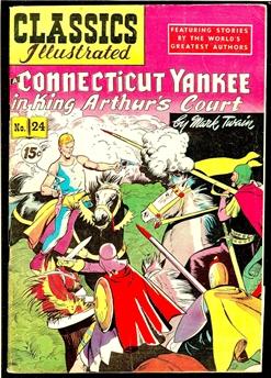 Classics Illustrated #24