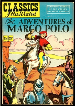 Classics Illustrated #27