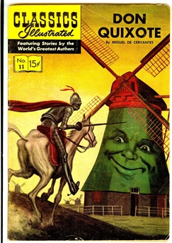 Classics Illustrated #11