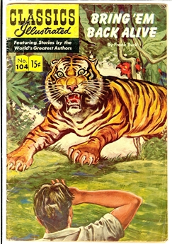 Classics Illustrated #104