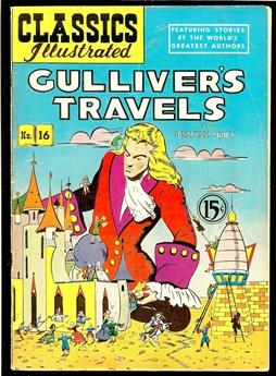 Classics Illustrated #16
