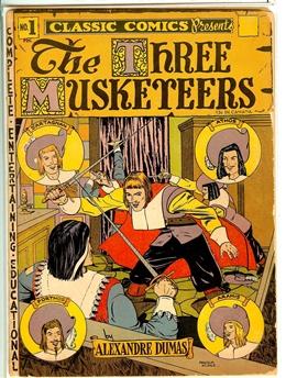 Classic Comics #1