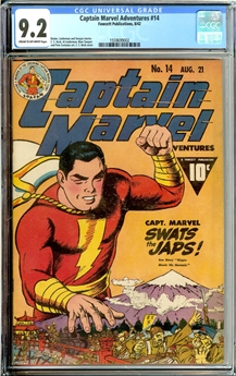 Captain Marvel Adventures #14
