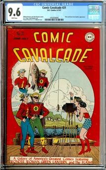 Comic Cavalcade #21