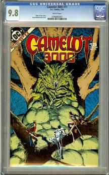 Camelot 3000 #11
