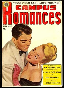 Campus Romances #1