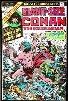 Conan Giant-Size #5