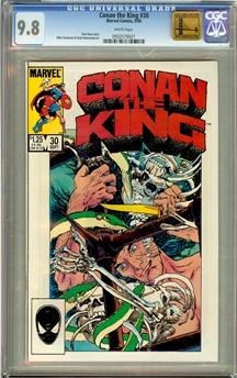 Conan the King #30
