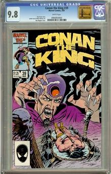 Conan the King #39