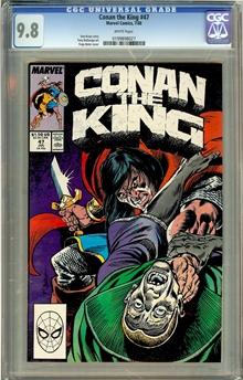 Conan the King #47