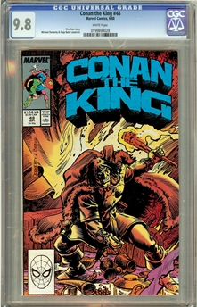 Conan the King #48