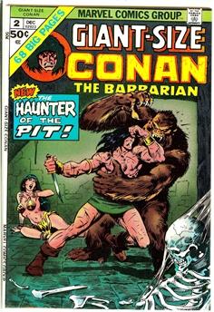 Conan Giant-Size #2