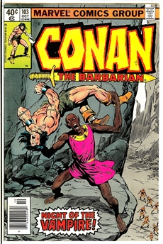 Conan #103