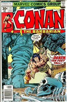 Conan #77
