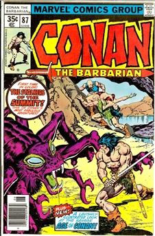 Conan #87