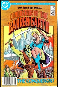 Conqueror of the Barren Earth #4