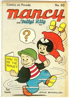 Comics on Parade #60