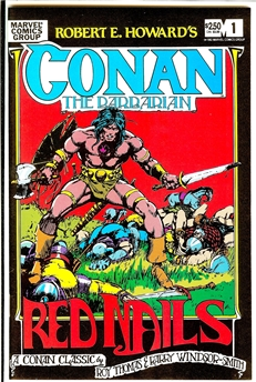 Robet E.Howard's Conan the Barbarian #1