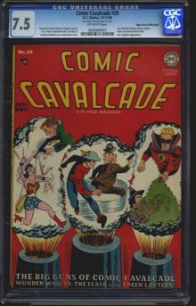 Comic Cavalcade #29