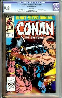 Conan Annual #12
